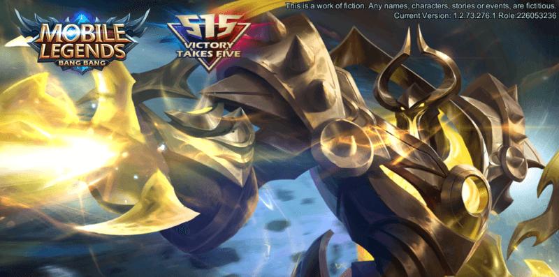 Mobile Legends : Bang Bang - Game Portal