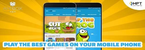AppBox - Game Portal