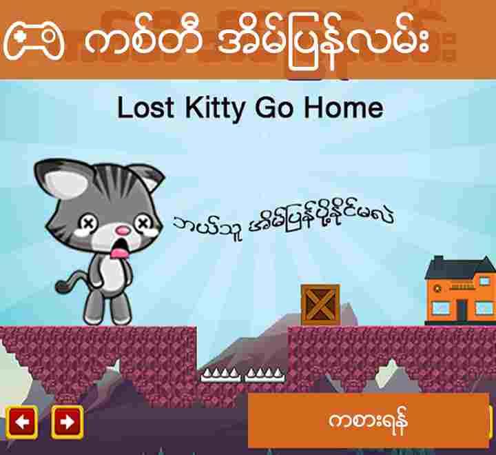Kitty Go Home